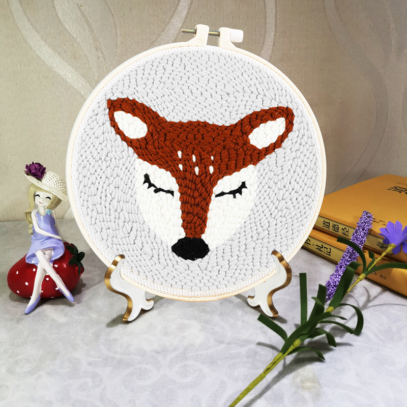 Wholesale China Factory Needlework Deer Animal Crossing Stitches for Beginners