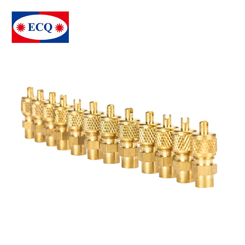1/4 inch refrigeration charging valve no return valve access valve