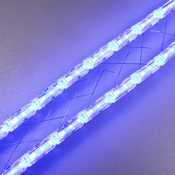 new arrival product three-color white/yellow/blue flexible DRL,crystal tear drops LED auto running light turn light