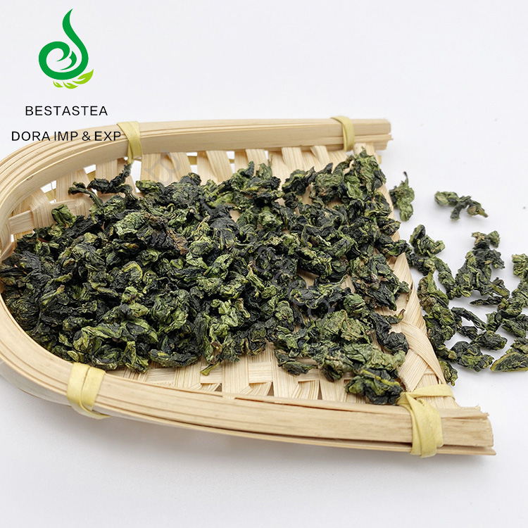 Detox Refreshing Tea Oolong Orchid Tikuanyin King Best Oolong Tea Tie Guan Yin Oolong Tea - 4uTea | 4uTea.com
