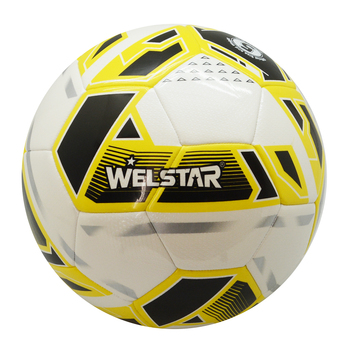 Training Quality Official Size PU TPU PVC Soccer ball with Customized Logo Printed Football for Match