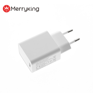 Shenzhen Factory custom PD charger 18w USB C wall fast chargers mobile phone