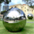 1600mm Large Outdoor Stainless Steel Ball Sphere for Garden Decoration