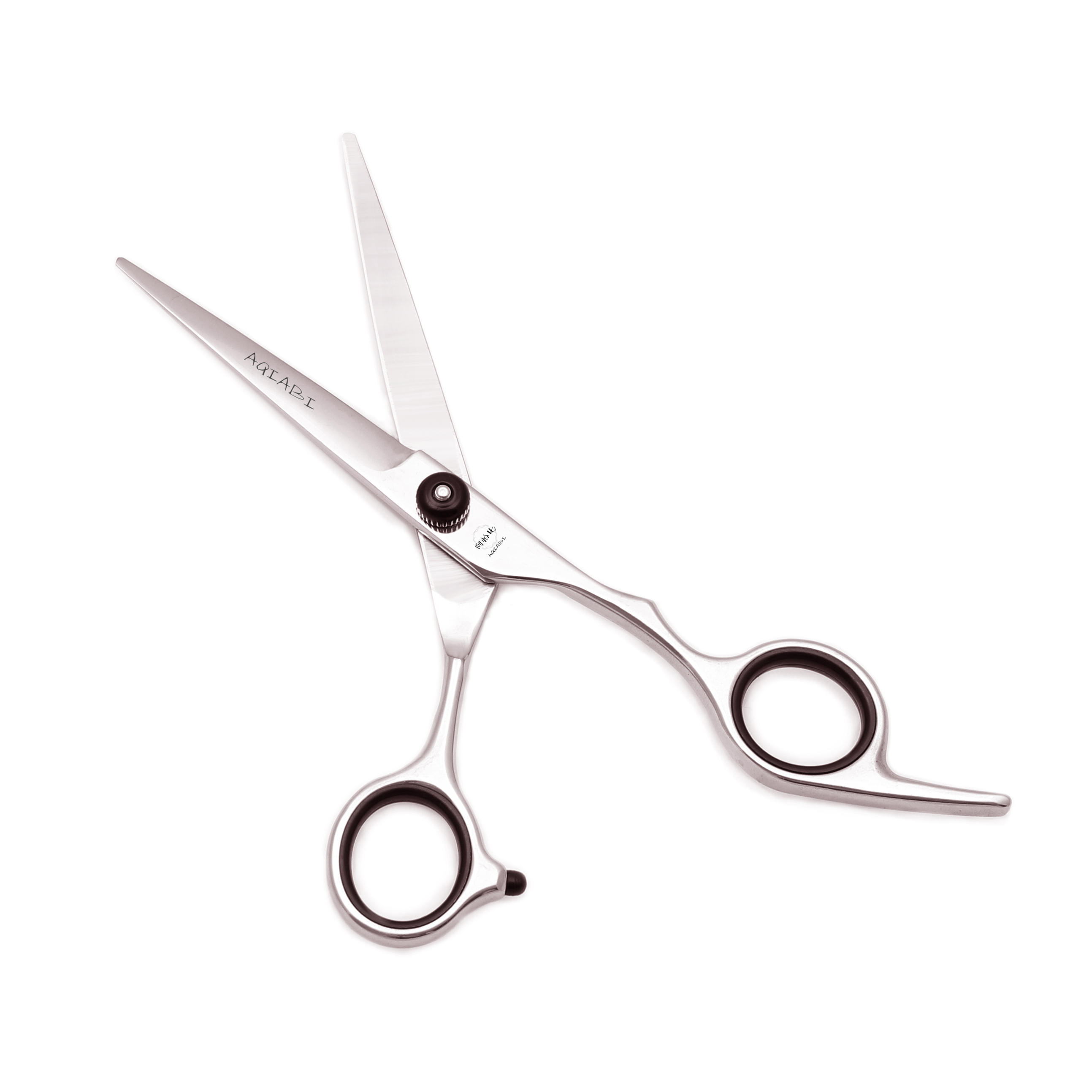 Hair Scissors Set 6' AQIABI Hair Cutting Scissors Thinning Shears Barber Scissors Set of Tool A1001-A