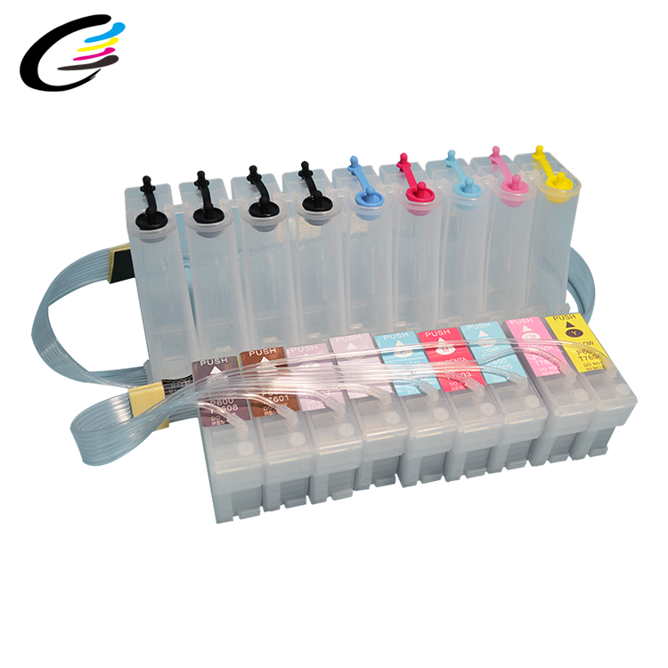 High Quality Refill Ink System Empty CISS for Surecolor P600 P800