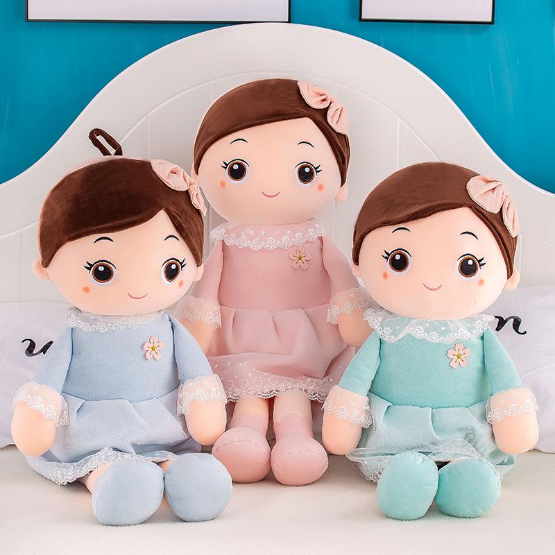 OEM a buon mercato per bambini peluche giocattoli bambola su misura promozionale morbido del fumetto bambole giocattoli all'ingrosso