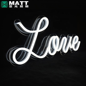 Custom Led Neon Sign Party/Wedding Led Light
