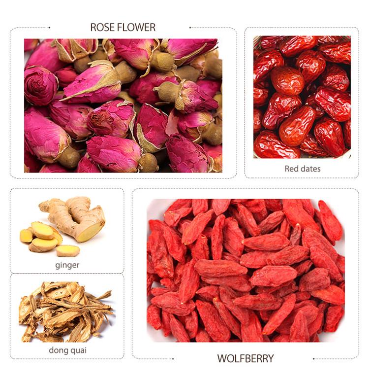 100% Natural Herbs Warming Womb Tea Detox tea