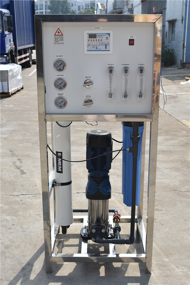 product-Ocpuritech-RO Water Treatment Plant Water Reverse Osmosis Machine Industrial Ro SystemForFil