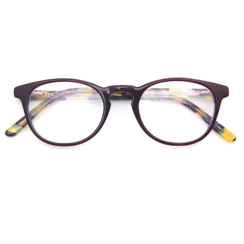 Ацетат оптически рамки производители 2019 OEM изготовленный на заказ анти блокировки синий свет очки