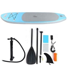 <span class=keywords><strong>Blu</strong></span> acqua giocattoli da pesca gonfiabile sup bordo seacliff stand up paddle board kayak