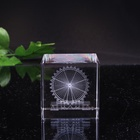 Gift Return Free Shipping Great Quality 3d Laser Crystal Cubes Wedding Gift Wedding Return Gift