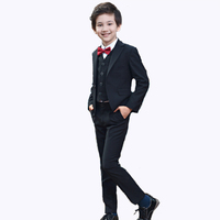 2019 newest formal wedding tailored kids suit for boys children suits