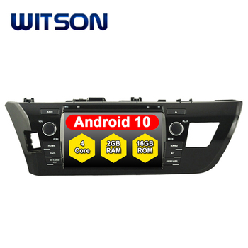 ANDROID 10.0 FOR TOYOTA COROLLA/LEVIN 2014 EXTERNAL MICROPHONE INCLUDED ANDROID CAR DVD GPS