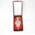 Greek Orthodox Church Orthodox Resin Crucifix with Gold Plated free PU Gift Box Zinc alloy Large Pectoral Cross
