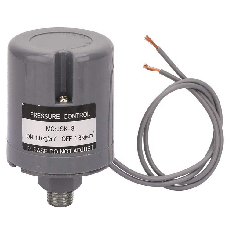 3/8 &quot; Round Adjustable Mini Automatic <strong>Water</strong> Pump Controller <strong>Pressure</strong> <strong>Switch</strong>