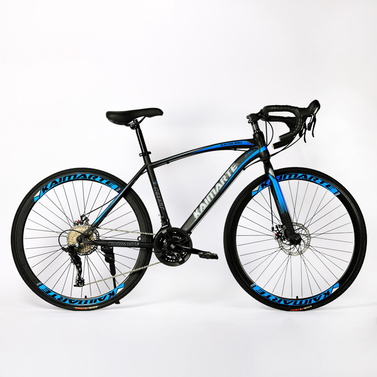 Good quality 26 inch steel road bicycle racing bike cycle for adult student
