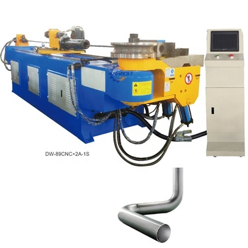 Pipe Bending Machine 3D CNC Truck Car Exhaust Tube Bending Machine For Make Chair
