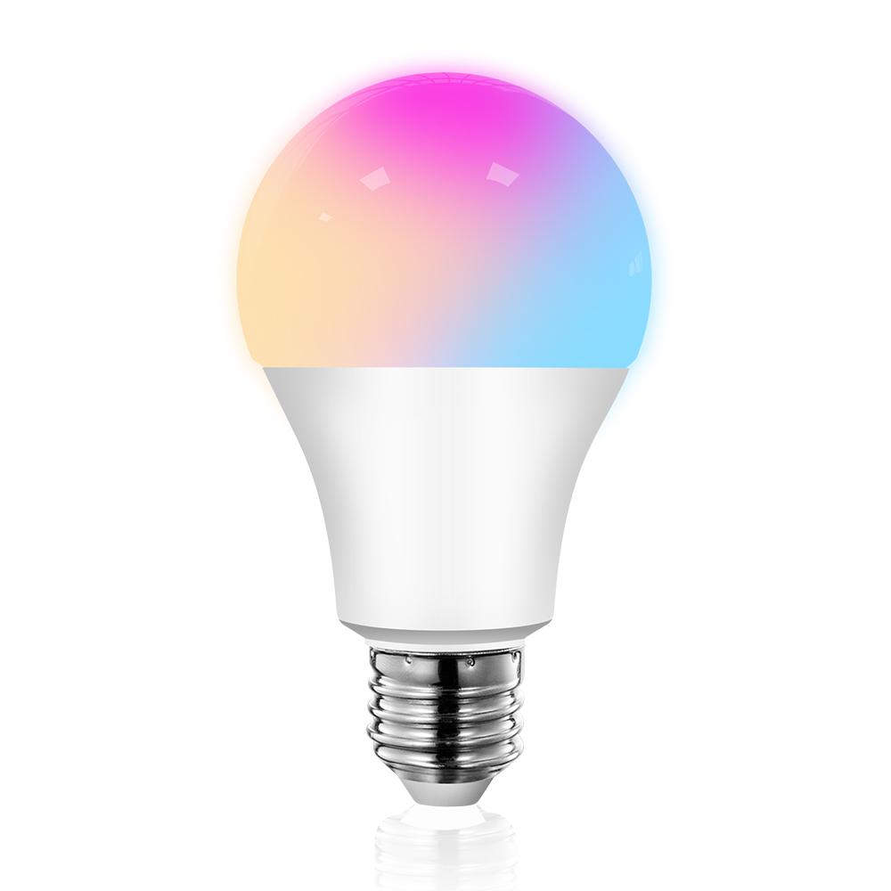 WiFi Light Led Bulb for Home 7W 10W E27 RGBW Light Bulb WiFi Smart Bulb