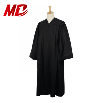 Wholesale Traditional Classic Judge Robes of Black