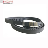 3M 5M 8M Rubber industrial machine timing belt
