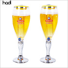 High quality corona LED table top draft beer dispenser tower 3L wholesale portable cold beer dispenser with ice element