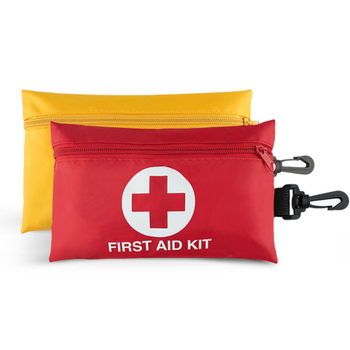 Portable Fabric Emergency Medical First Aid kit Bags