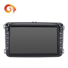 Gps Sistema di Navigazione Multimediale <span class=keywords><strong>Autoradio</strong></span> Android Car Dvd Video Player Radio Per Vw Amarok Con Specchio Link