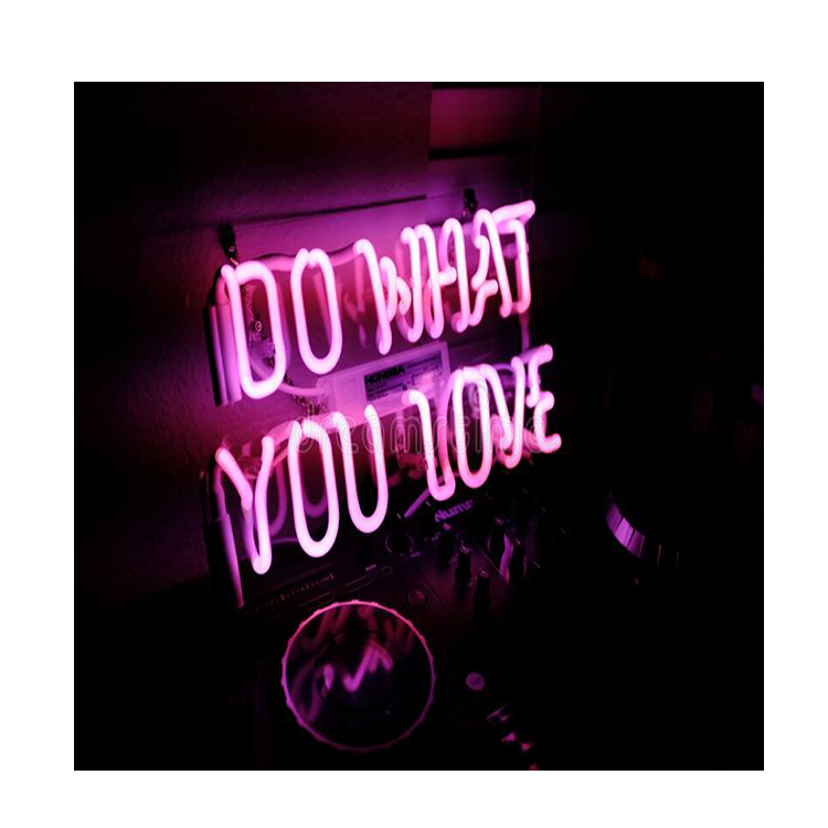 Neon Lighted Sign Custom Lights open welcome Acrylic  Neon Signs Letter Led Custom Neon Signs Hot sale products