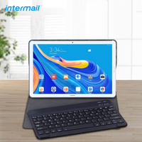 10.8 inch dark Gary Cover with Keyboard Case Tablet for huawei M6