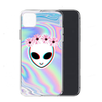 Custom Products Smartphone Case For iPhone 11 X 8 8 Plus , For Samsung S20 Custom Printed Clear TPU Silicone Phone Case