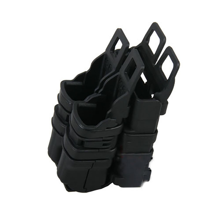 Tactical airsoft water transfer fast magazine holster set