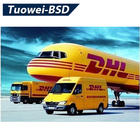 International DHL shipping agent to USA from shenzhen guangdong shanghai hongkong beijing