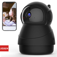 720P Cheap Wifi Network Smart Ir P\/T Low Cost Ahd Dome Infrared Day Night Vision 960P Indoor Home Security Ip Camera