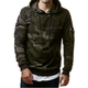 Cheap Autumn Camouflage Print Hoodies Men Hip Drawstring Pullovers Streetwear Casual Camo Full Sleeve Hoodies Sweatshirt