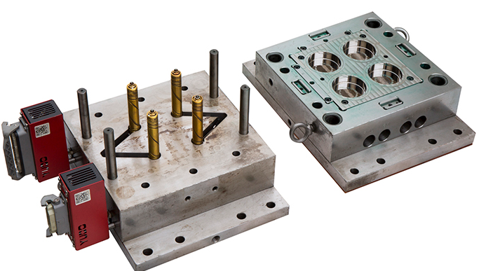 factory directly customized plastic plug switch injection mold/mould for household product