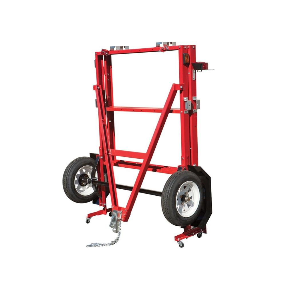 48 in. X 96 in. Folding utility auto anhänger