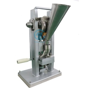 Manual press for tablet press tdp-0 , manual tablet press for candy
