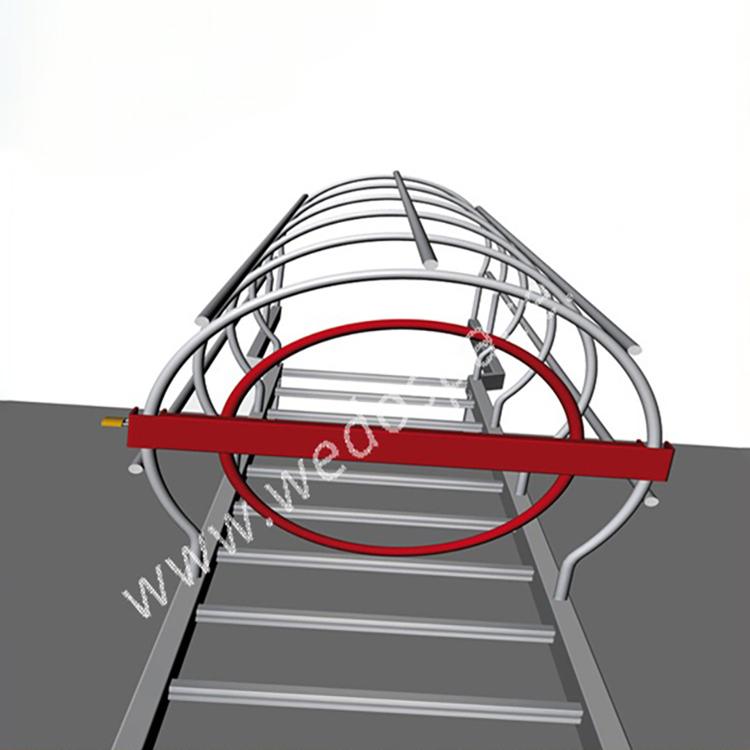 سلم قفص عمودي تصميم درج حديد مشغول Buy تصميم درج من الحديد المطاوع أداة تسلق الدرج الصينية معالجات درج حلزونية Product On Alibaba Com