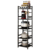 Multi-Layer Metal Carbon Steel Kitchen Telescopic Storage Holders