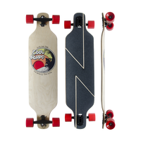 Professional Hot Sale Skateboard Customized Longboard for Sale