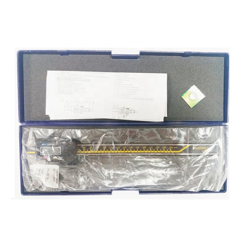 /200/mm//0/ Insize 1108/ 0/ /20,3/cm /200/calibro digitale