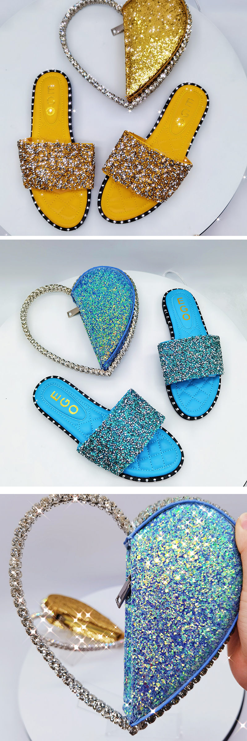 2020 Summer Latest Designs Women Sandals Zapatillas slides women shoes