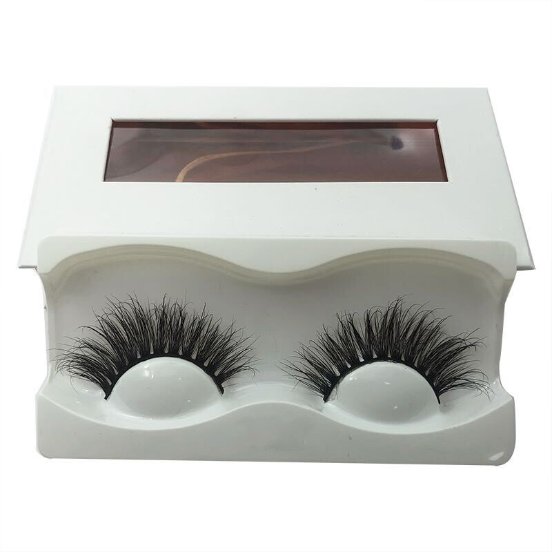 Luxury 3d mink eyelashes private label mink lashes wholesale factory price, Black or as customer's request