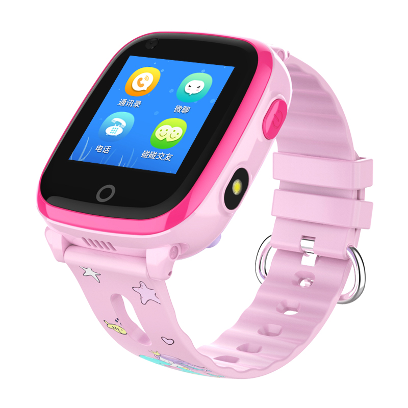 IP67 Waterproof DF33 Smart watch 4G Remote Camera GPS WI-FI Kids Children Students Wristwatch SOS Video Call Children Wristwatch