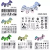 Hot sale DIY Metal Stamping Plate Nail Art And Nail Art Stamping Plates