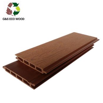 Light Weight Aussen Holz Kunststoff Verbundwandplatte Abstellgleis