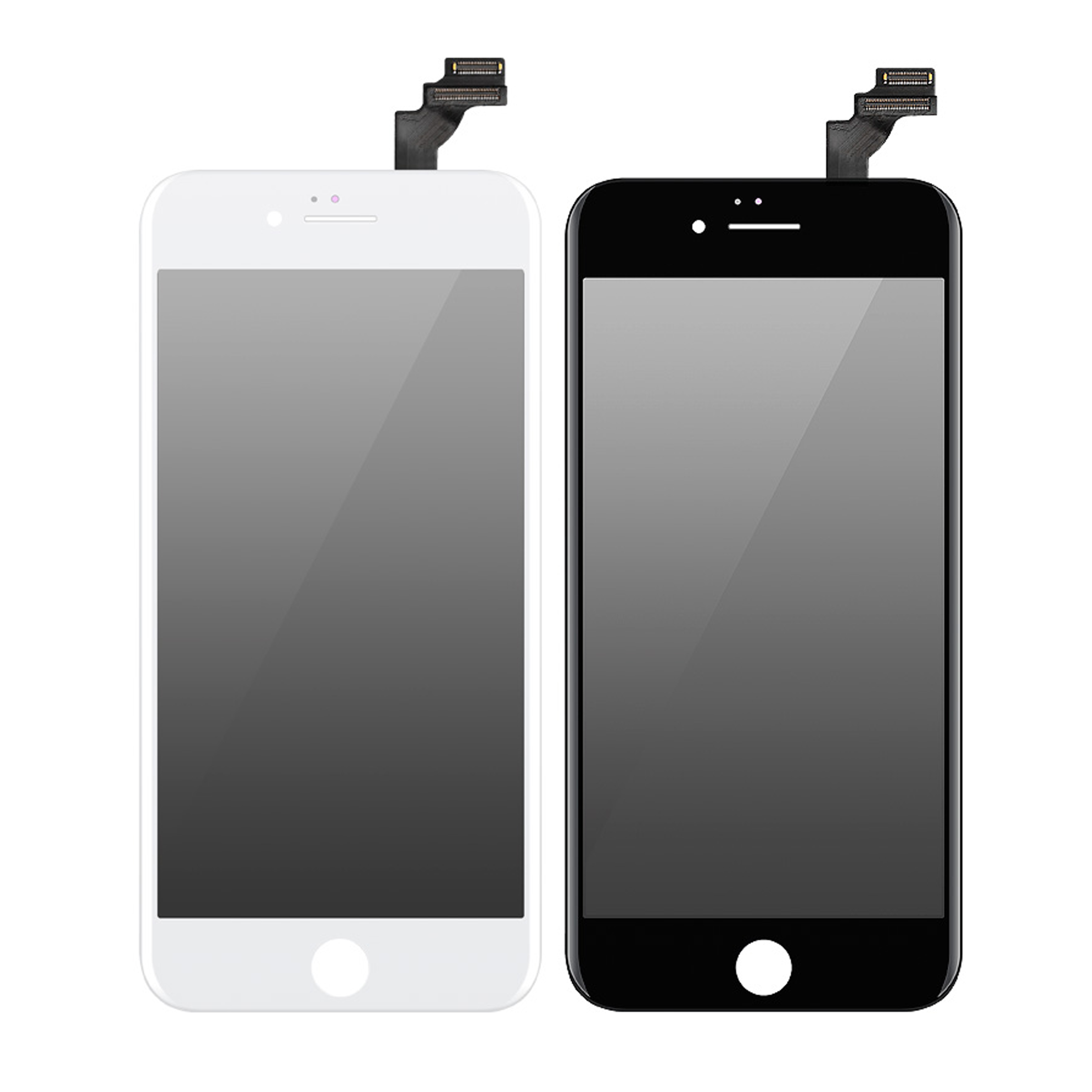 Touchscreen handy teile für iphone lcd screen original, ersatz handy screen für iphone 6 plus 6 p lcd