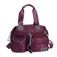 SHUJIN повседневная женская сумка сумки на плечо водонепроницаемые сумки, дорожные сумки багажная сумка Повседневная Сумочка Прямая поставка(Китай)