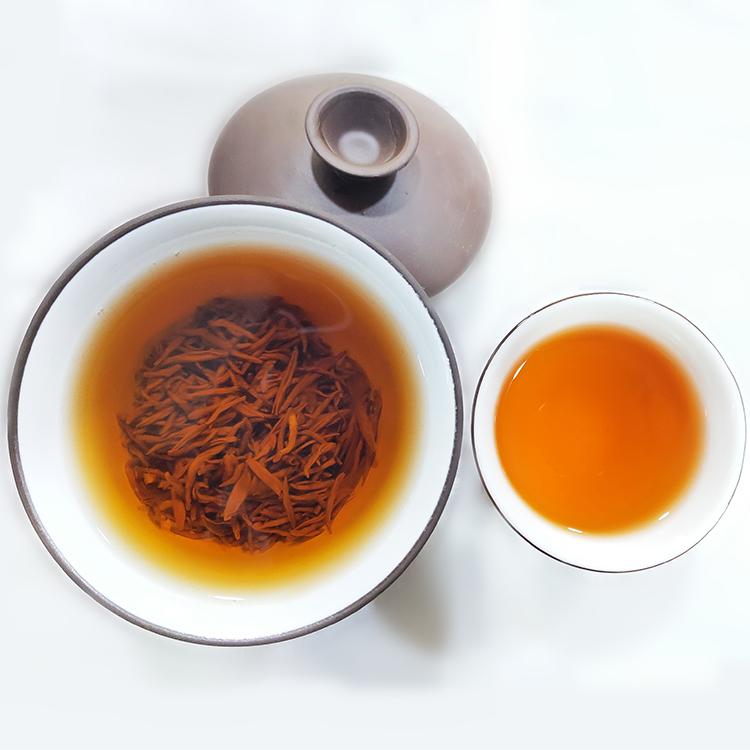 Chinese factory famous China high moutain black tea with good taste - 4uTea   4uTea.com